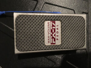 DOD  FX-17  Wah and Volume pedal