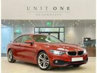 2017 BMW 4 Series 420d Sport Coupe Coupe Diesel Automatic