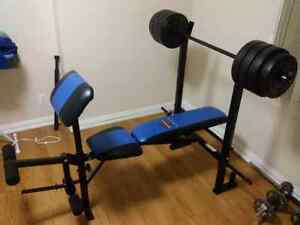 Weight Bench Buy Or Sell Exercise Equipment In Saskatoon