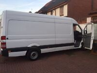 Short Notice Man & Van Hire £15P/H *call & text *