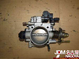 JDM 05-07 Subaru WRX STi OEM Throttle Body Assembly & Sensors