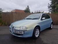 2004 Alfa Romeo 147 1.9JTD Lusso - Long MOT - Low Miles - Diesel - Cheap Car !