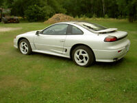 1991 Dodge Stealth R/T Twin Turbo