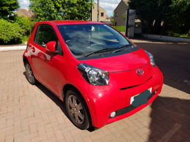 Toyota IQ 1.0 VVT-i 2, Hatchback, 2014, Manual, 998 (cc), 3 doors