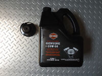 Harley Davidson oil and oil filter wrench