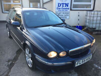 Jaguar X-TYPE 2.0D 2006MY SE