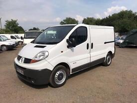 Renault Trafic 2.0TD SL27dCi 115, 57 registered, 2 frm keepers