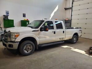 2012 F-250 Long Box Ford
