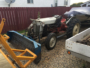 for sale one 1948 ford 8n tractor