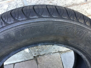 New Michelin Defender tires. Set of 4