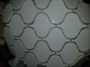 White MosaicTile