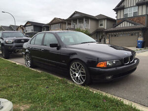 Project Complete - BMW E39 540i
