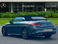 2020 Mercedes-Benz C Class C300d AMG Line Premium 2dr 9G-Tronic Auto Convertible