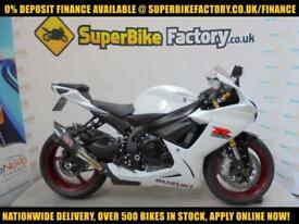 2017 17 SUZUKI GSXR750, 0% DEPOSIT FINANCE AVAILABLE