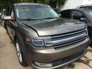 2014 Ford Flex Limited AWD just in for sale at Pic N Save!