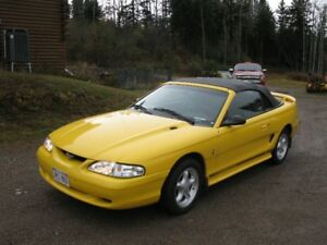 1998 Mustang Convertible For Sale
