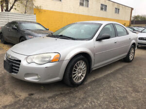 2005 CHRYSLER SEBRING LX AUTOMATIC TRANSMITION