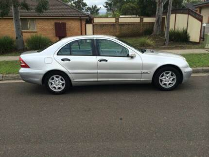 2001 Mercedes-Benz C180 Automatic 4 cylinder  Condition Like New Mount Druitt Blacktown Area Preview