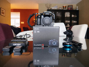 GH4 with Vlog L Video Kit - Mint Condition