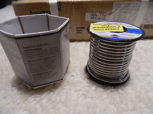 "Kester Solid Wire SN50PB50 SLD Soldering Wire .125"" Dia, 1 lb Sp Kitchener / Waterloo Kitchener Area image 3"