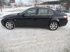 BMW 5 Series 4dr Sdn 525xi AWD 2007