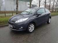 Ford Fiesta 1.6TDCi 2010/60 Zetec diesel one owner from new full service history