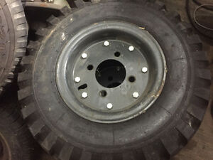 7.00 - 12' industrial tires 12 Ply  Brand new 4 pieces.