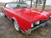 1967 Olds Cutlass Hardtop Coupe