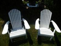 Muskoka Chairs - #F76