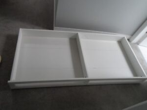 Ikea underbed storage drawer on wheels (Aneboda)