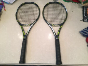 Yonex DR98's Tennis Racquets Great condition.
