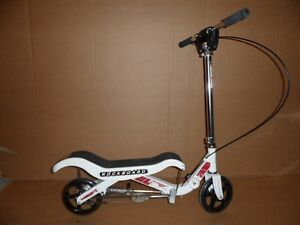 ROCKBOARD 2 IN 1 SCOOTERS - PUSH OR PUMP ACTION -  BRAND; CYCLE