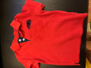 3T boys brand name polo shirts( minimally used)