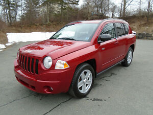 2010 Jeep Compass AWD