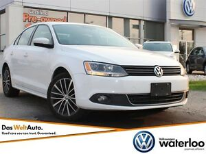 2013 Volkswagen Jetta Highline - FINANCE FROM 0.9%! Kitchener / Waterloo Kitchener Area image 2