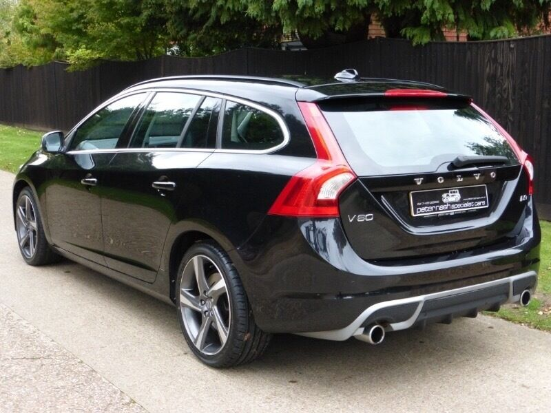 Volvo V60 D2 R-Design. Full history! Not s60 v50 A4 320 v40 c5 focus mondeo | in Hounslow ...