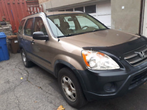Honda 4x4 CR-V Automatic 2005