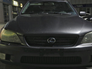 "2002 Lexus IS300 ""as is"""