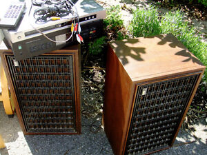 Speakers Amplifier and DVD