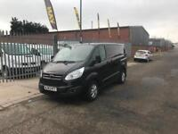 Ford Transit Custom 2.2TDCi ( 125PS ) 2013.5MY 270 L1H1 Limited