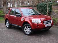 FINANCE AVAILABLE!! 2008 LAND ROVER FREELANDER 2.2 TD4 GS 5d AUTO 159 BHP, AWD