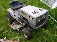 11hp craftsman tractor for sale