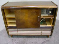 Antique Stereo Console - $250 (West End/Etobicoke) REDUCED