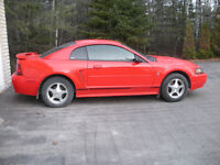 2001 Ford Mustang Arborg MB.
