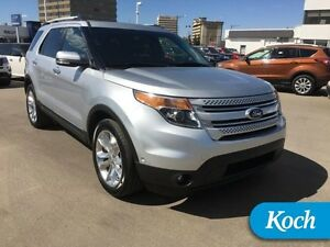 2013 Ford Explorer Limited   - Leather Seats -  Bluetooth -  Mem