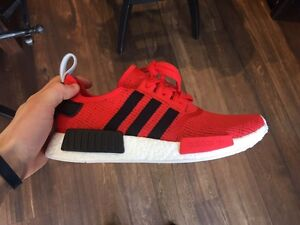 Core Red NMD's (9.5 or 9) $210 OBO