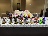 Amiibo Collection for sale