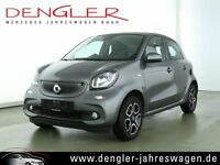 Smart FORFOUR 66KW TWINAMIC*KOMFORT*PTS*LED PASSION
