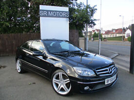 2008 Mercedes-Benz CLC 200 Kompressor 1.8 ( Panorama Pk ) auto Kompressor Sport