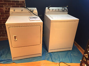Maytag Top-Load Washer & Dryer